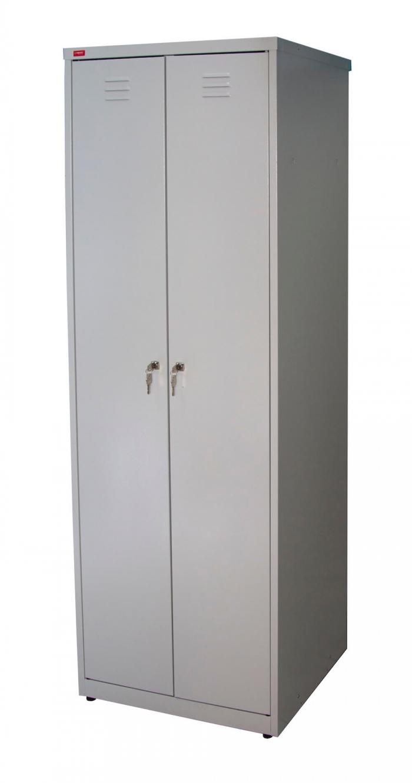 Шкаф металлический для хранения одежды