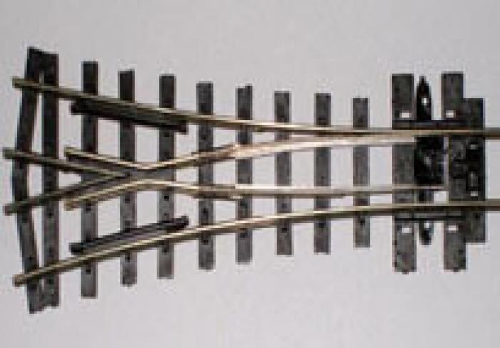 Гарнитура стрелочная для симметричных стрелок